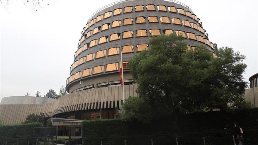 El TC admite el recurso del Gobierno contra la Ley Catalana de Cambio Climático