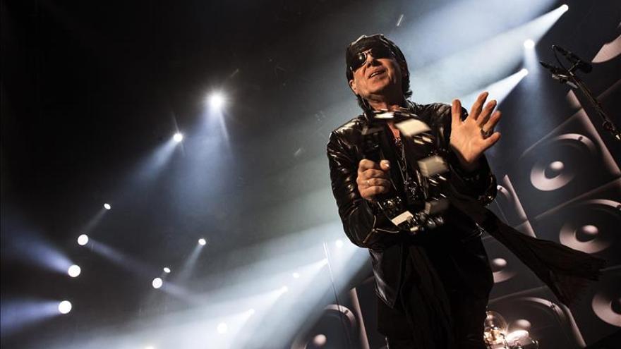 El grupo Scorpions dará tres conciertos en España este verano