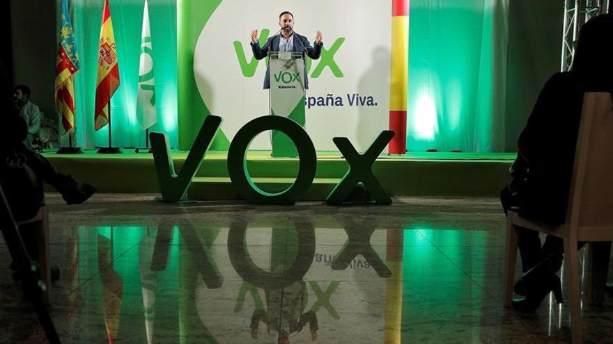 VOX pide 74 años para Junqueras por dos delitos de rebelión y malversación