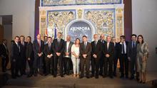 Inauguración exposición 'aTémpora' en Talavera de la Reina