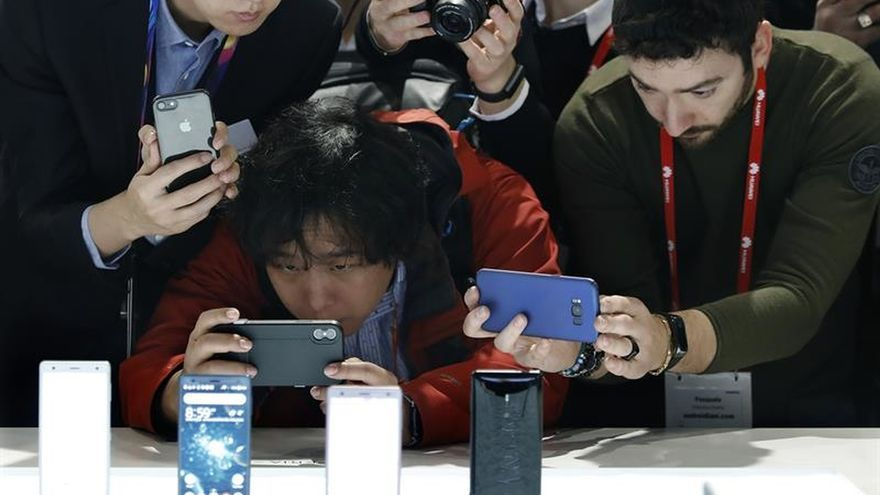 Sony renueva su imagen con los nuevos Xperia XZ2 y XZ2 Compact