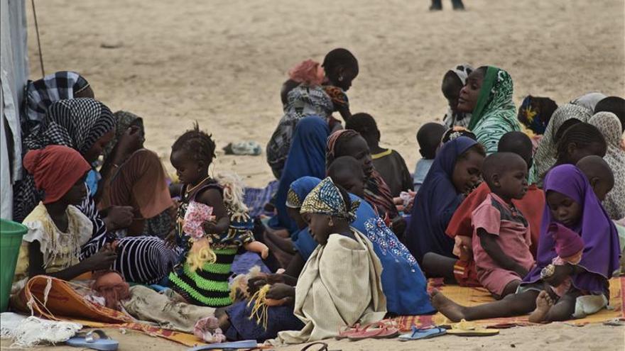 Cruz Roja alerta de la precariedad de miles de desplazados en Níger por Boko Haram
