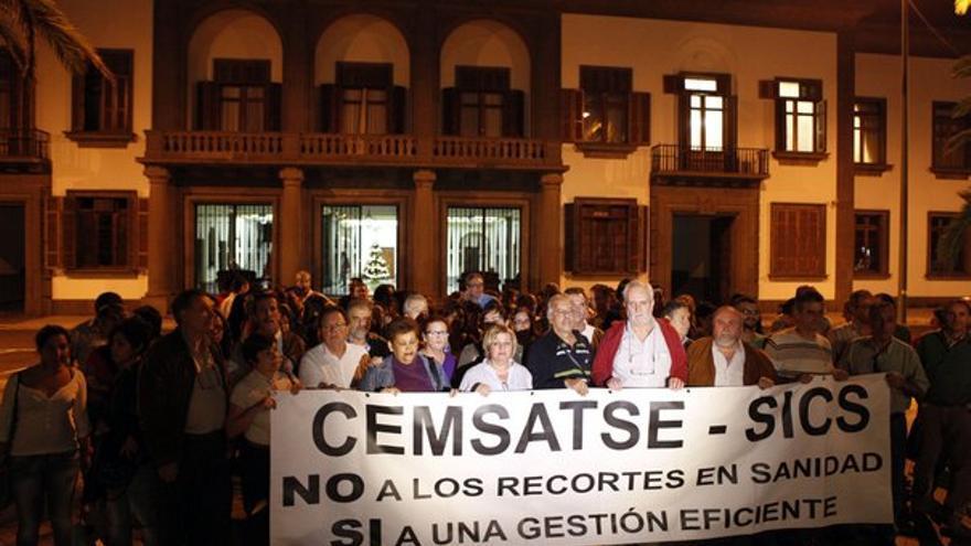 De la protesta de los médicos #6
