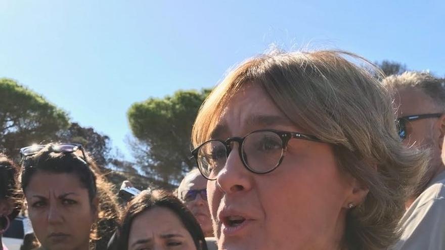 """Tejerina asegura que """"la decisión futura"""" sobre el proyecto de almacenamiento de gas en Doñana """"dependerá de la Junta"""""""