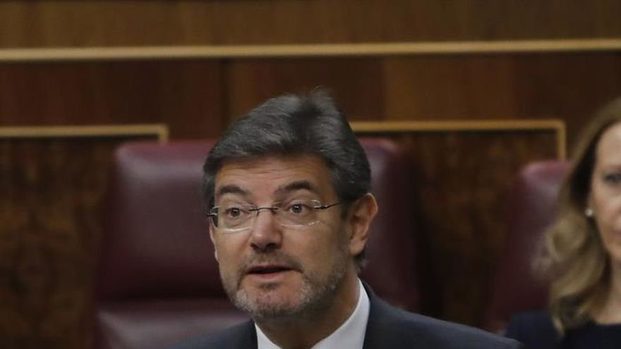 """Catalá no comparecerá en el Senado sobre el caso de la """"Comisión Venecia"""""""