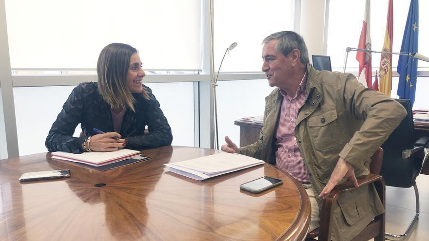 """Suances pide al Gobierno """"más medios"""" para Protección Civil y apoyo económico para varias obras"""