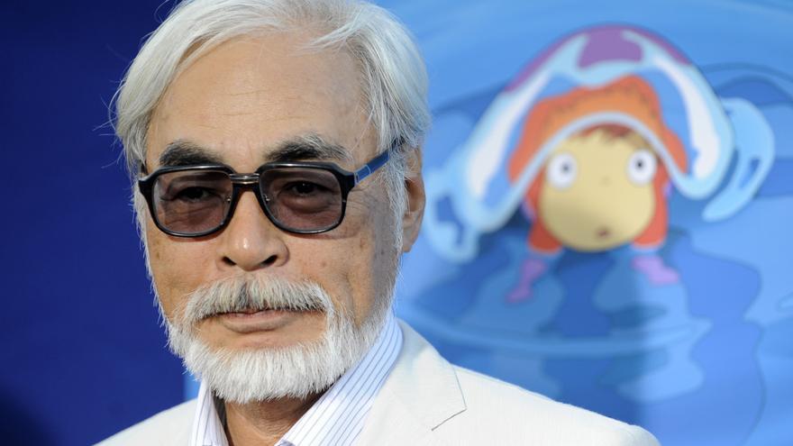 Hayao Miyazaki (Tokio, 1941)