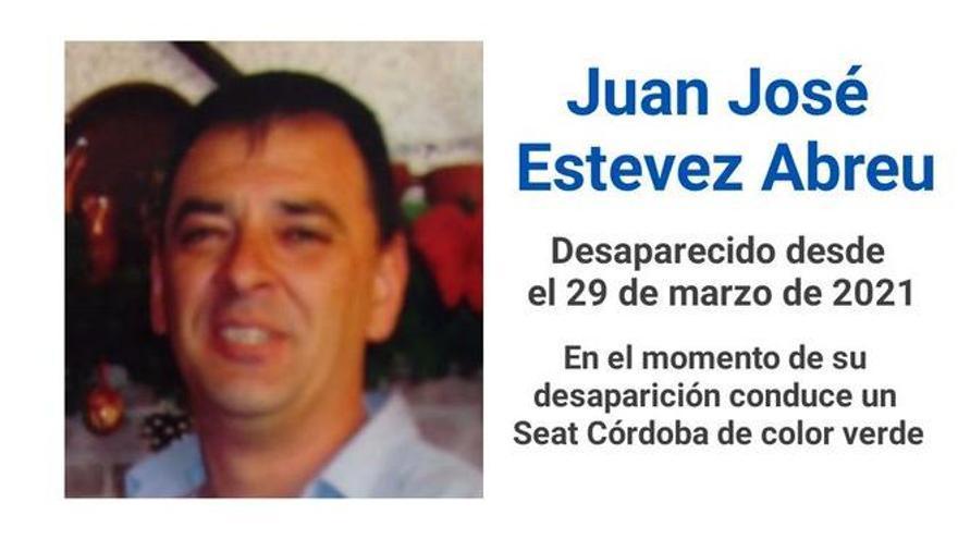 Juan José Estévez, el hombre desaparecido en La Orotava