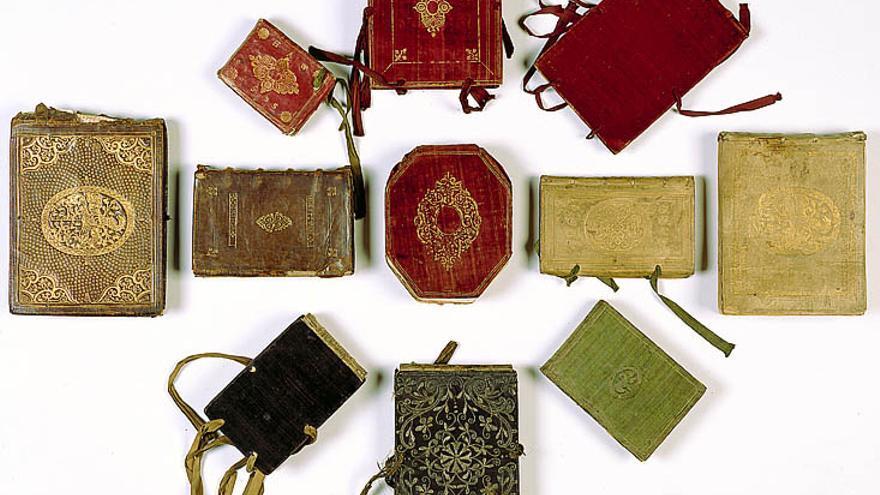 Estos libros acompañaban al os jóvenes de la aristocracia en sus viajes por Europa