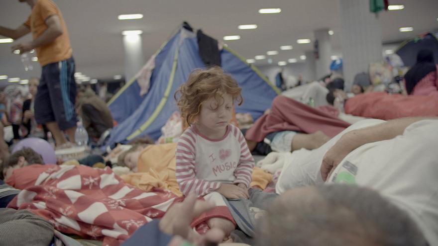 Fotograma de Nacido en Siria
