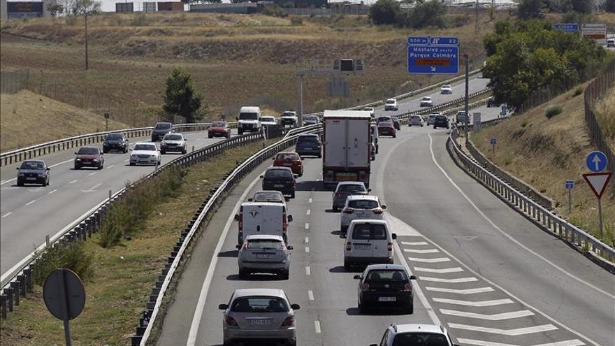 Diez muertes en los diez accidentes de tráfico ocurridos durante el fin de semana