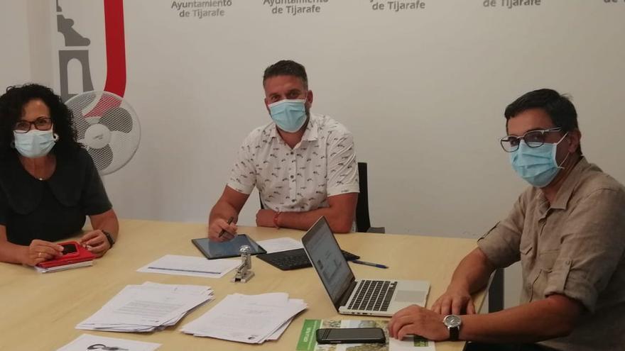 La Palma Orgánica contempla instalar en Tijarafe siete composteras