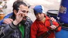 Siria: Un lugar sin infancia para niños y niñas combatientes