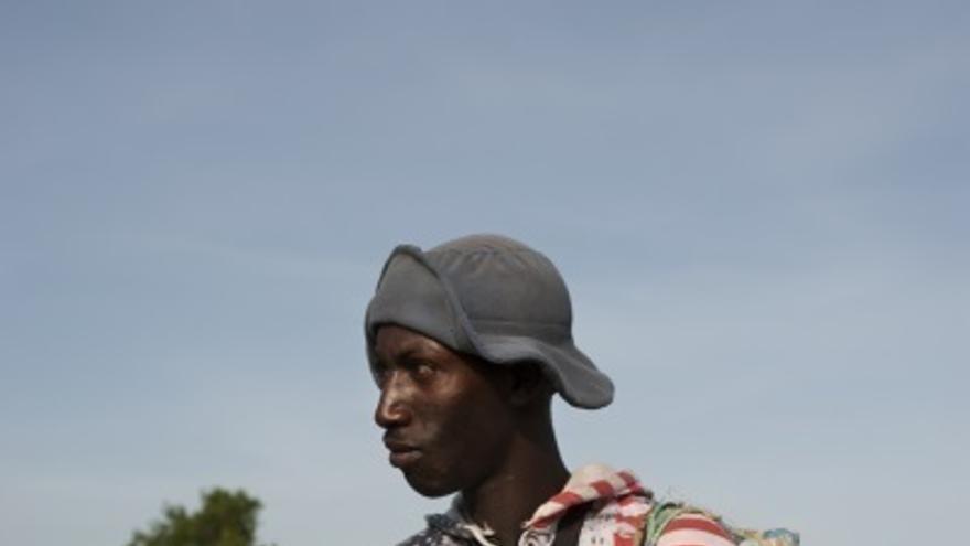 La fotoperiodista Judith Prat expone junto al Palacio Europa de Vitoria su trabajo sobre la violencia de Boko Haram