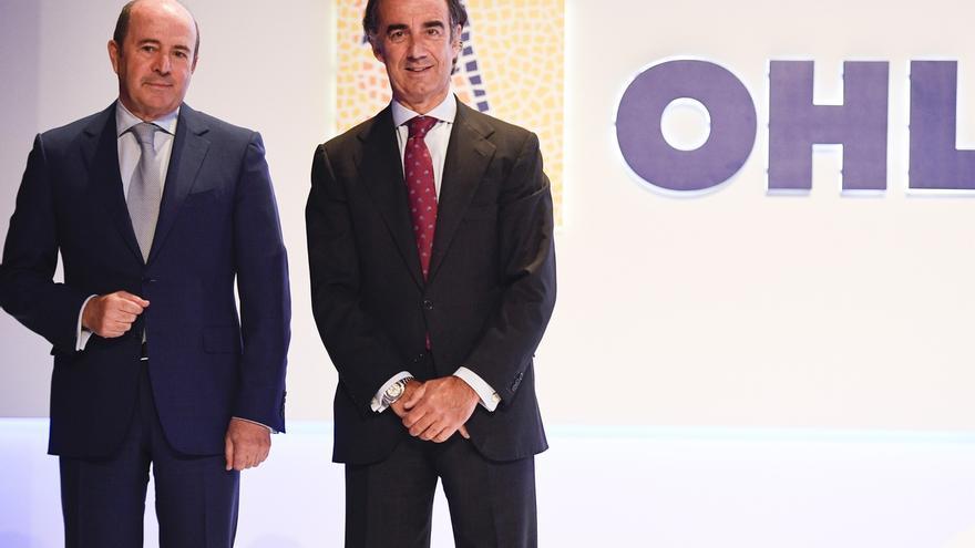 """OHL acepta """"explorar"""" una fusión con la constructora mexicana de los Amodio"""