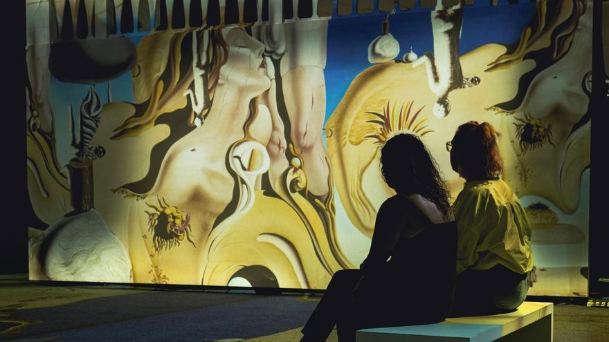 """Una muestra inmersiva en Florencia para """"entrar dentro"""" de Salvador Dalí"""