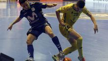 ElPozo y Movistar jugarán la final de fútbol sala
