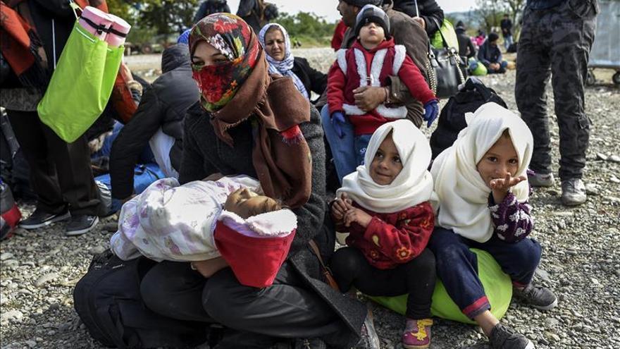 Canadá no podrá cumplir su objetivo de aceptar 10.000 refugiados en 2015