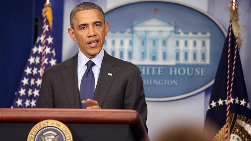 Obama ordena investigar hasta el final y pide no prejuzgar al extranjero