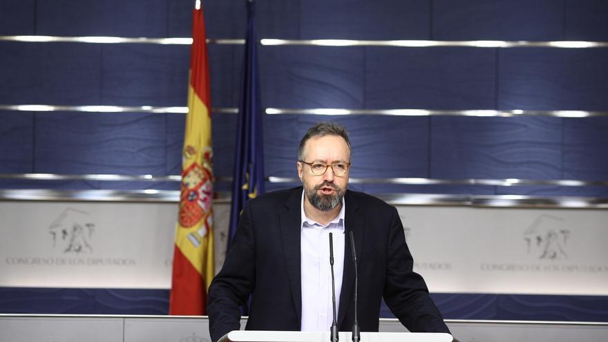 Ciudadanos alerta de la posibilidad de que la comisión sobre el modelo territorial impida una reforma constitucional