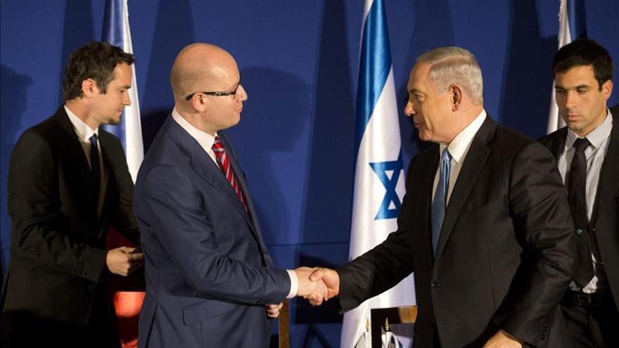 """Netanyahu dice que los palestinos deberán reconocer un """"Estado judío"""""""