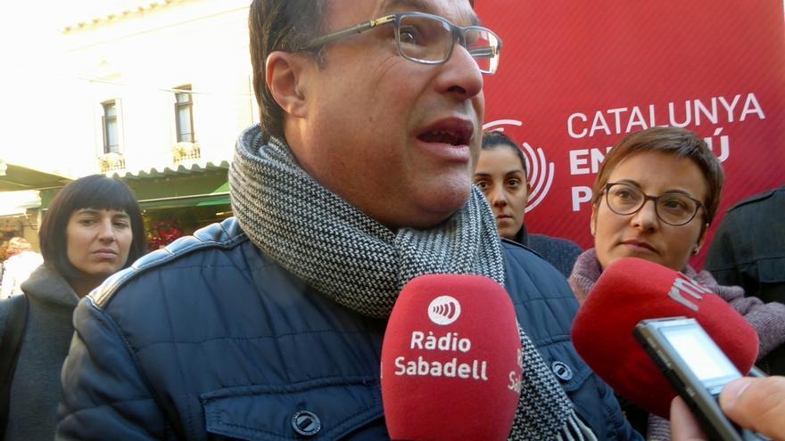 """Nuet (EUiA), """"enfadado"""" por la permanencia en prisión de Junqueras, Forn, Sànchez y Cuixart"""