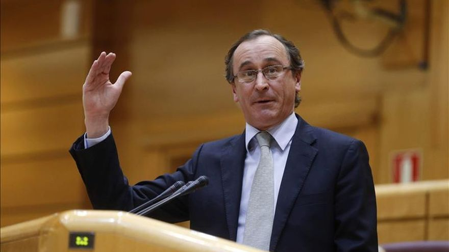 Alfonso Alonso acude por primera vez a la Comisión de Igualdad del Congreso