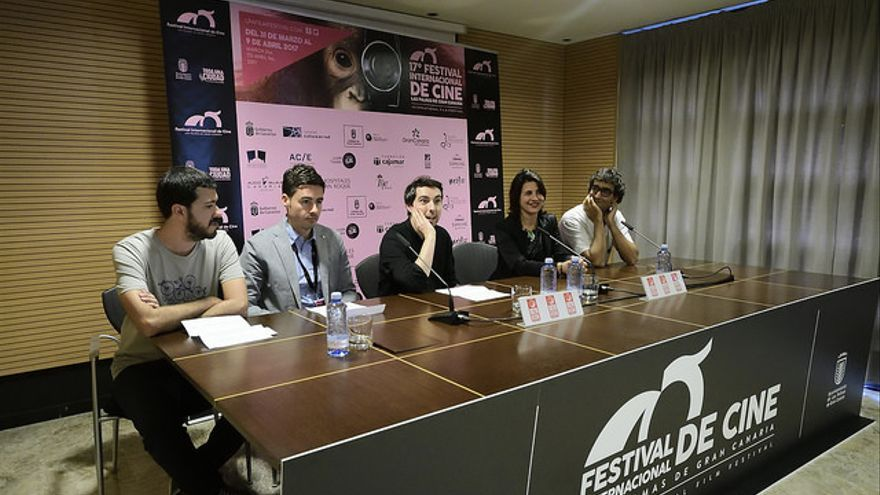 Jurado de la sección Canarias Cinema