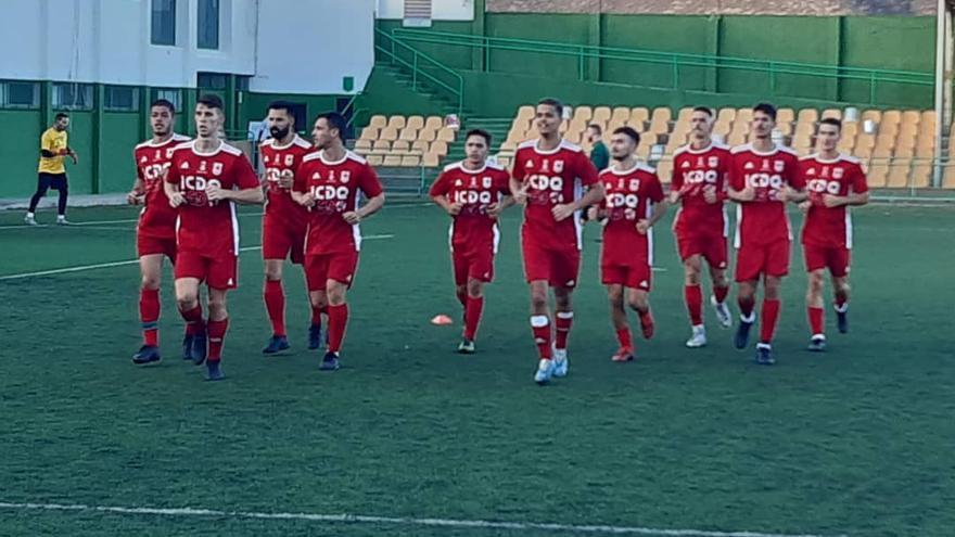 Autorizada la presencia de público en el fútbol territorial de Las Palmas