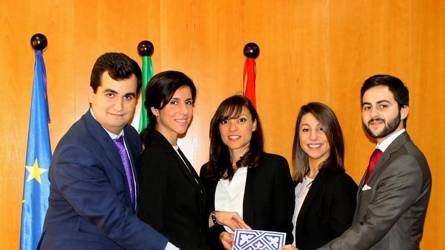 Un equipo de alumnos de UPO, mención honorífica en el MOOT internacional sobre arbitraje y derecho mercantil