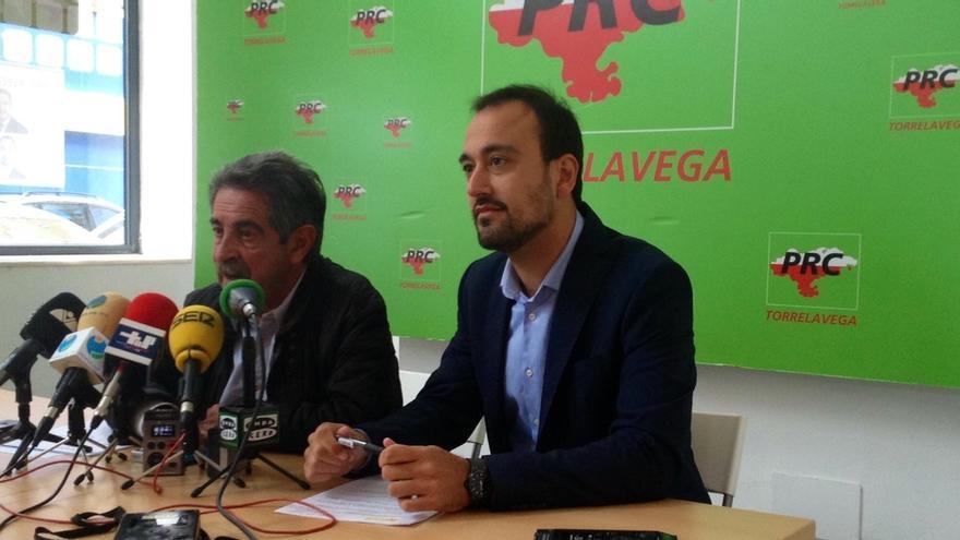 """Revilla afirma que Torrelavega es el """"exponente del fracaso absoluto"""" del Gobierno de Diego"""