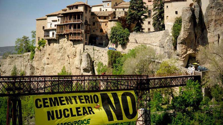 ATC Greenpeace en Cuenca