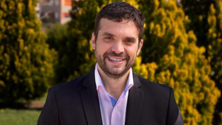 Jesús Santos, en una imagen cedida por 'Ganar Alcorcón'.