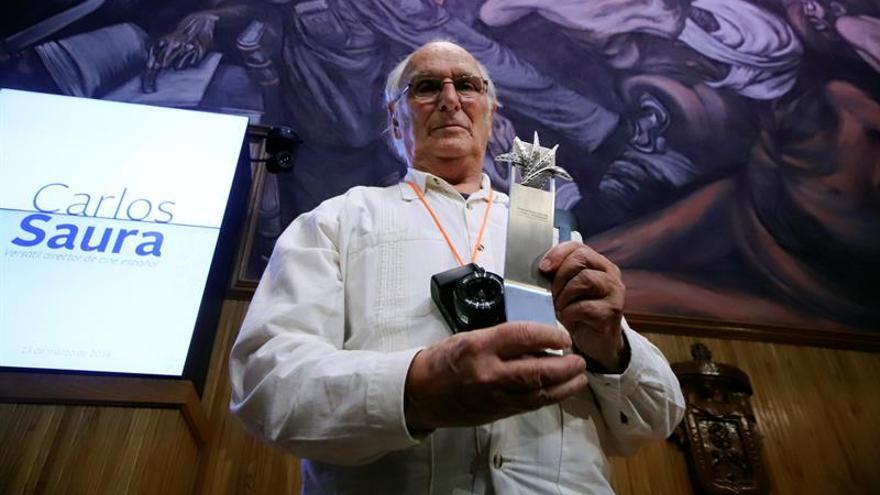 Carlos Saura rodará este año película de corte musical en México