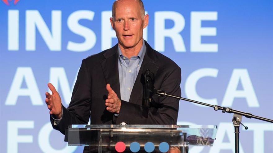 El Gobernador dice que gran parte de la Florida sufrirá el impacto de Irma