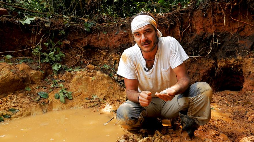 José Antonio Ruiz Díez, protagonista de 'Mzungu, Operación Congo'