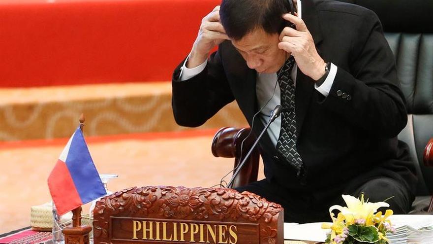 Filipinas pide respeto a la ley internacional en las disputas territoriales
