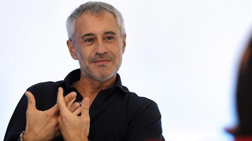 """Sergio Dalma: """"Si ahora sacara 'Esa chica es mía' me lloverían palos"""""""