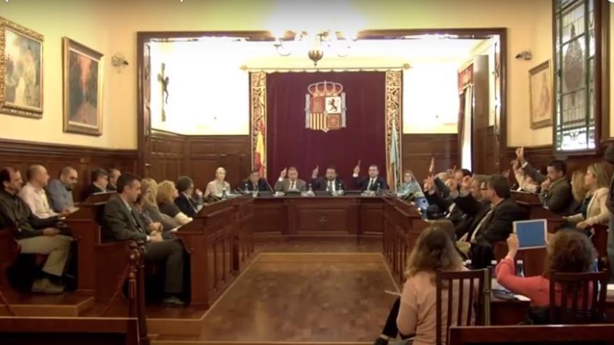 El Pleno de la Diputación de Castellón aprueba los presupuestos de 2018 con los votos del PP.