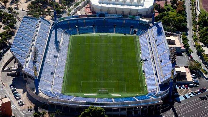 Estadio Rico Pérez, Hércules de Alicante