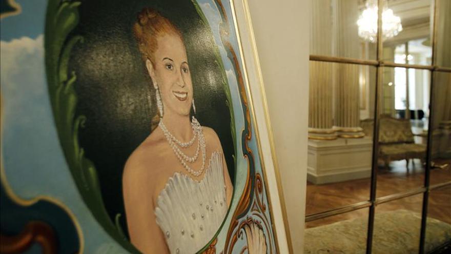 La pasión de Evita llega a Brasil