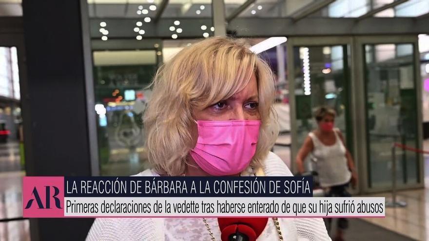 'Secret Story' hizo una excepción en sus normas para dejar a Bárbara Rey hablar con Sofía Cristo tras su confesión