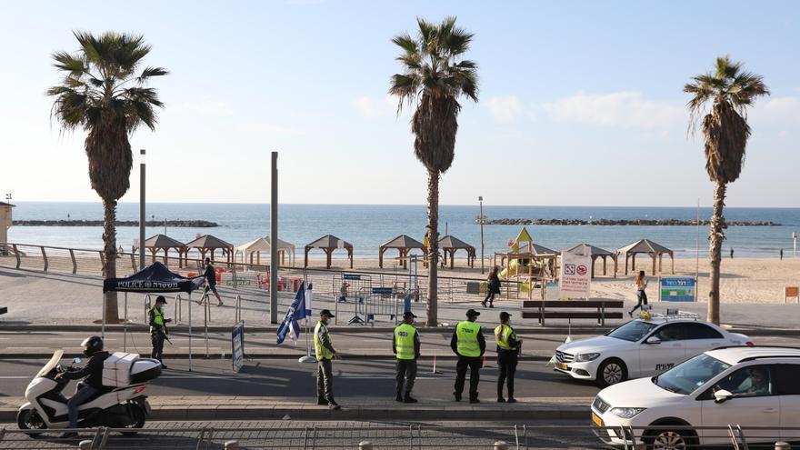 Entra en vigor el cierre casi total del aeropuerto internacional de Israel