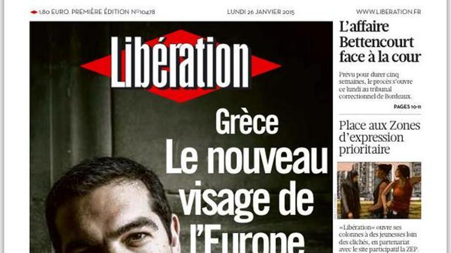 LIBERATION | Grecia: el nuevo rostro de Europa