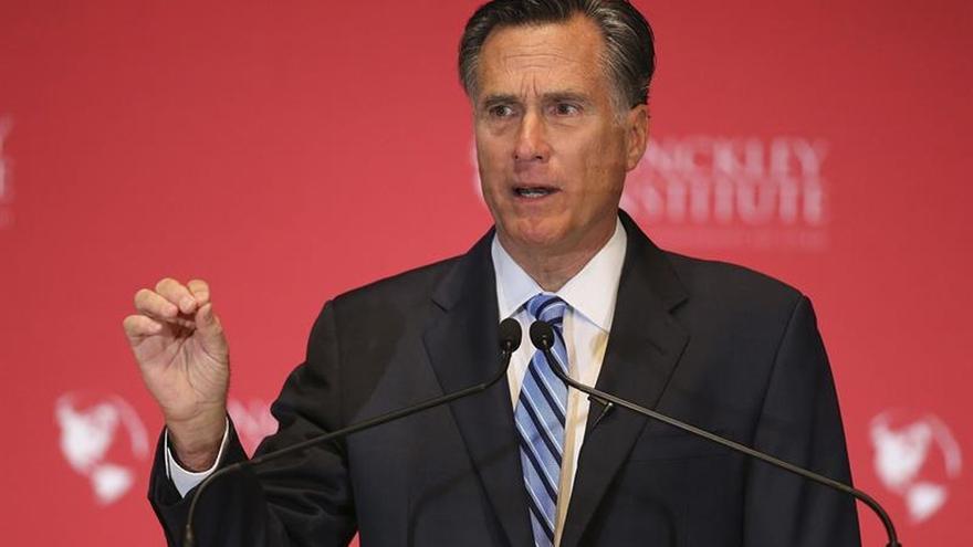 Romney está siendo considerado como próximo secretario de Estado, según Pence