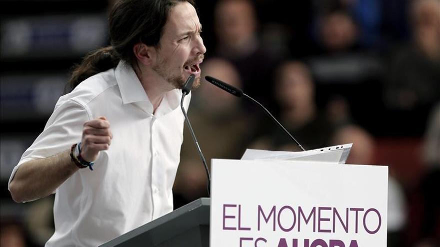 "Uno de cada cinco votantes ""huidos"" del PSOE votarían a Podemos, según un sondeo"