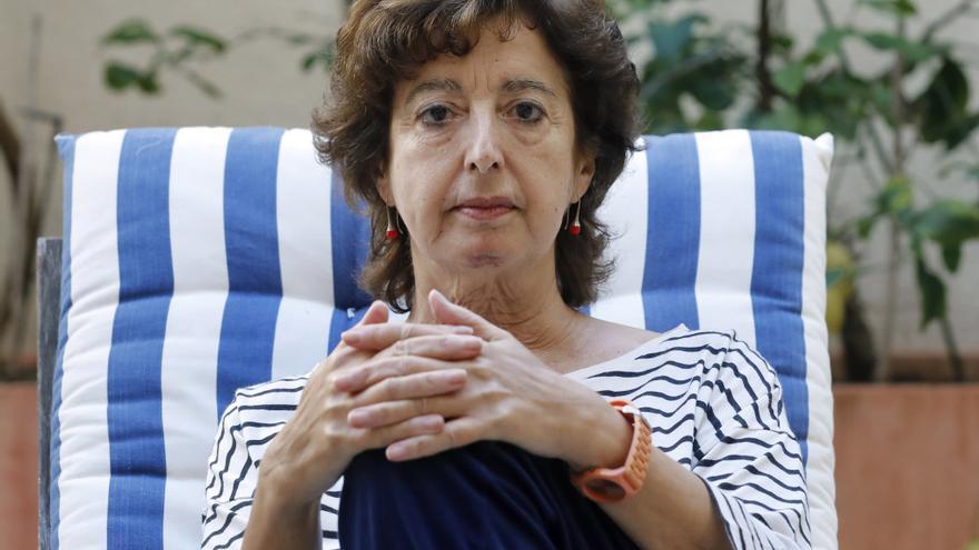 La batalla de Mariantònia contra la covid: aislada, sin habla, con alucinaciones