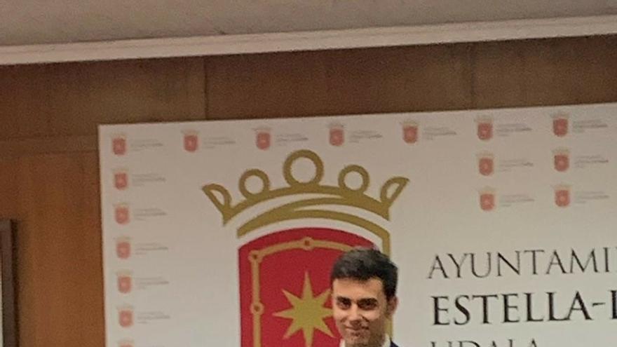Gonzalo Fuentes (Navarra Suma), nuevo alcalde de Estella como lista más votada al no haber mayorías absolutas