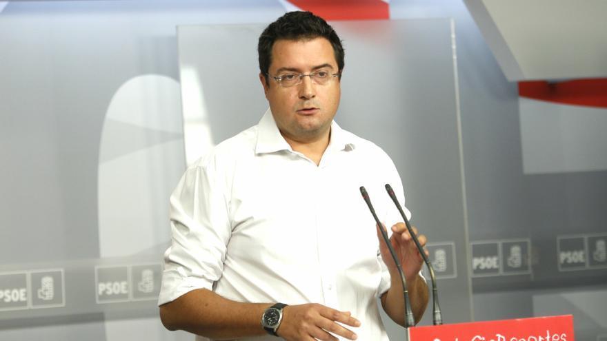 """El PSOE destaca el """"perdón"""" de Otegi: """"De todo lo que ha dicho en su vida, es lo único que importa"""""""