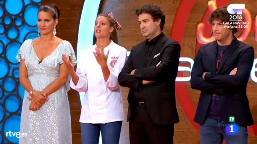 """Marta explica la prueba de MasterChef Junior con las alternativas """"sanas"""" al azúcar"""